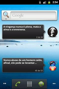 Frases do Seu Madruga (Chaves) apk screenshot