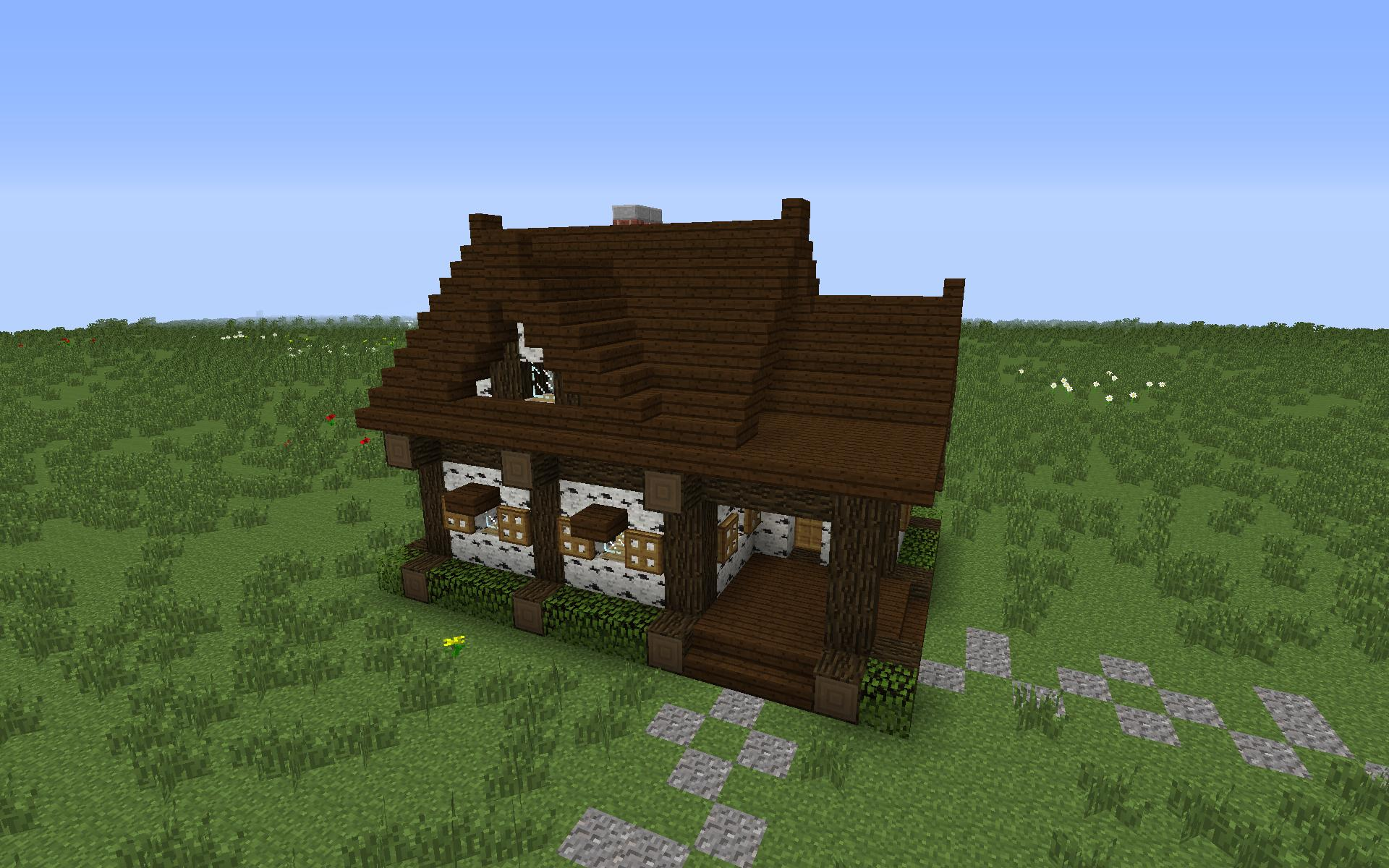 Cool House Minecraft Building for Android - APK Download