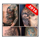 creative ideas tattoo icon