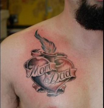 creative ideas tattoo apk screenshot
