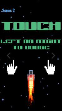 Meteor Shower:Dodge It! (Unreleased) screenshot 1