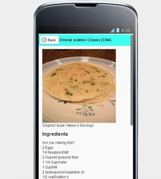 Chinese food recipes apk download free lifestyle app for android chinese food recipes apk screenshot forumfinder