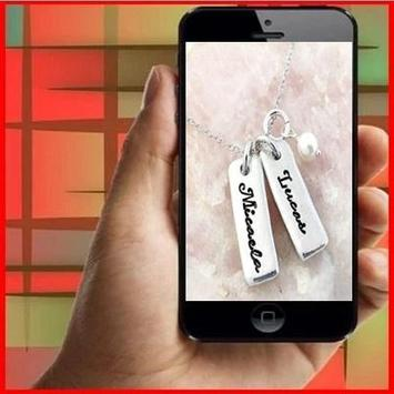 Name Necklace Design Ideas apk screenshot