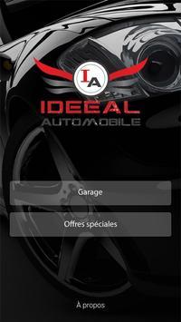 Idéeal Automobile poster