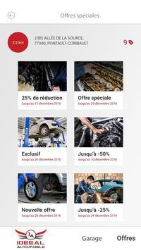 Idéeal Automobile apk screenshot