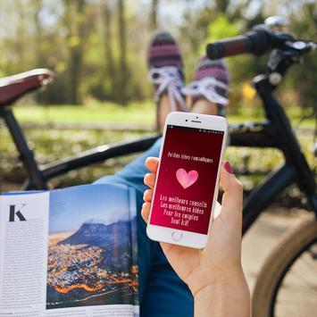 Petites Idées Romantiques apk screenshot