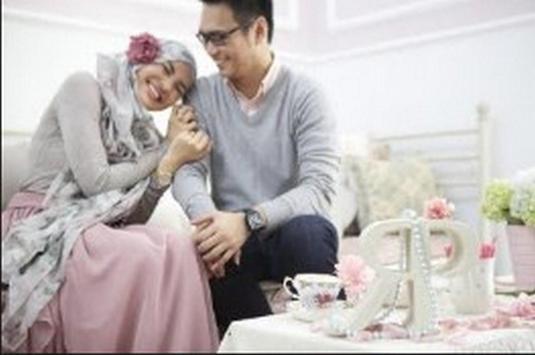 the idea of pre wedding photo islamic screenshot 11