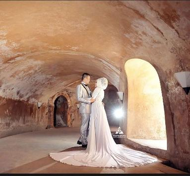 the idea of pre wedding photo islamic screenshot 13