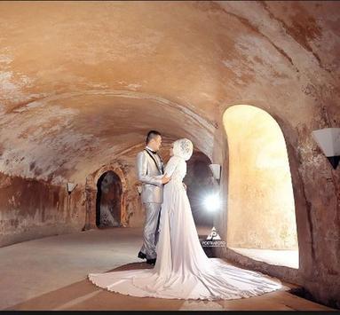the idea of pre wedding photo islamic screenshot 6