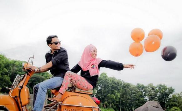 the idea of pre wedding photo islamic screenshot 8