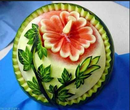 fruit carving design ideas apk screenshot