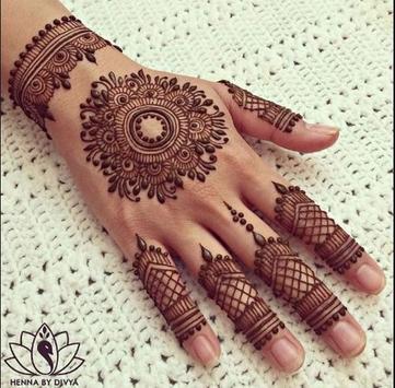 100 Ide Kreatif Henna Tangan For Android Apk Download