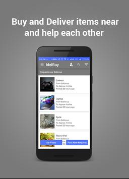 IdelBuy apk screenshot
