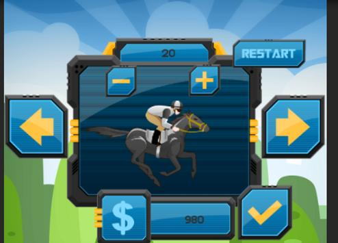 Horse Racing Simulator poster