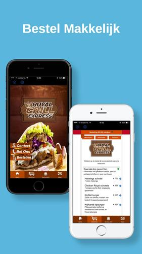 Royal Grill Express.Royal Grill Apeldoorn For Android Apk Download