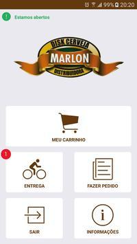 Disk Marlon poster
