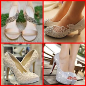 Bridal Shoe Design icon