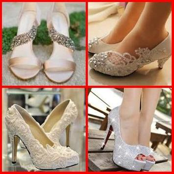 Bridal Shoe Design poster
