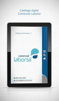 Catálogo Laborsil poster