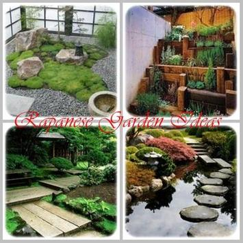 Japanese Garden Ideas poster