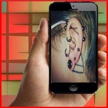 Ear Piercing Ideas poster