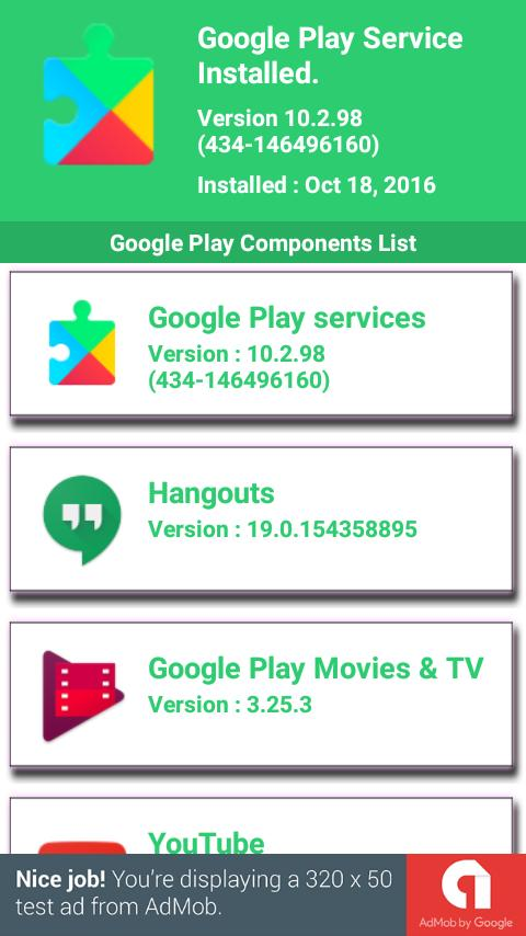 Play Service Apps Utility for Android - APK Download