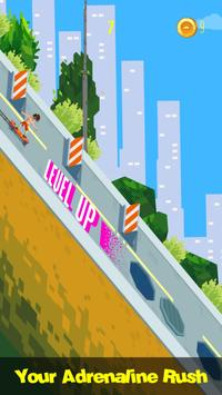 Downhill Skaters poster