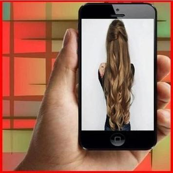 Latest Hair Color Ideas apk screenshot