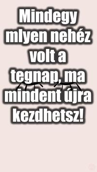 Mai idézeted poster