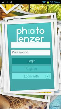 Photo Lenzer poster
