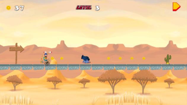 Fly Bike Jeffy Adventure apk screenshot