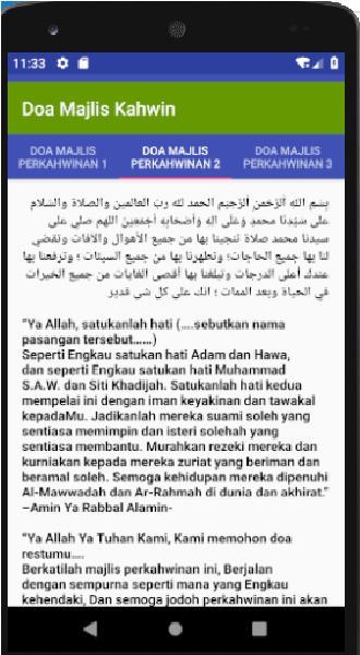 Doa Doa Majlis Perkahwinan For Android Apk Download