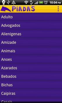 Piadas 12000+ apk screenshot
