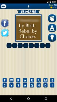 Guess the Missing Words apk screenshot