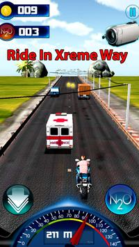 Spider Moto Racing screenshot 2