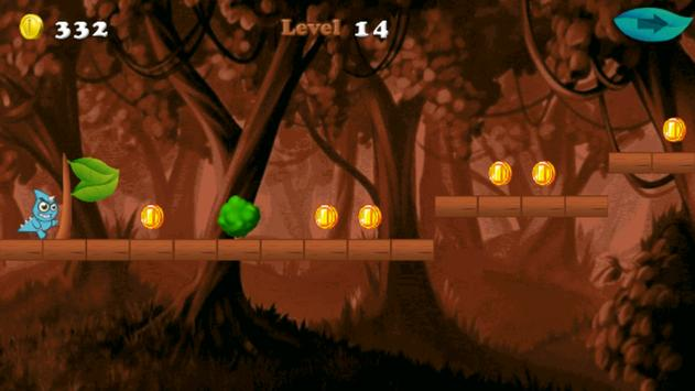 Monster in the Temple Run game screenshot 5