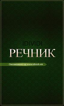 IDIVIDI Dictionary poster