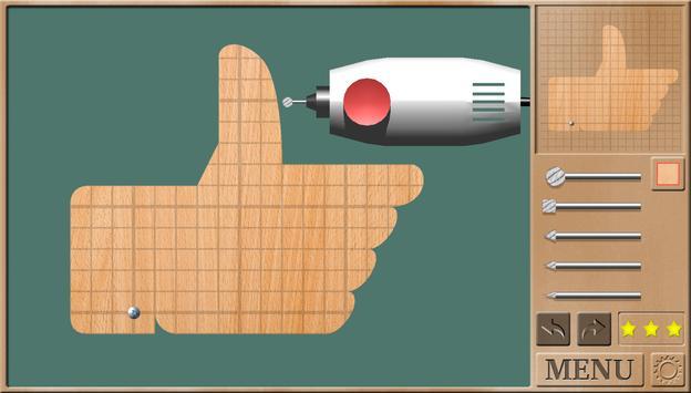 Wood Carving Game. A HARDCORE game. screenshot 5