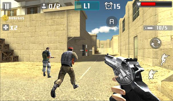 Gun Shot Fire War Android latest 1.2.7 APK Download and Install. Hot Shooting Game & Easy Operate FPS,to destroy enemy all, to be a winner! ! !