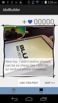 Promote Me! for Facebook apk screenshot