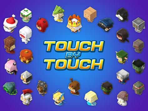 Touch by Touch:Tap Clash Block screenshot 16