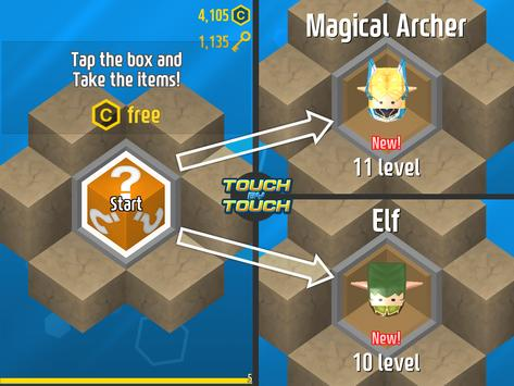 Touch by Touch:Tap Clash Block screenshot 8