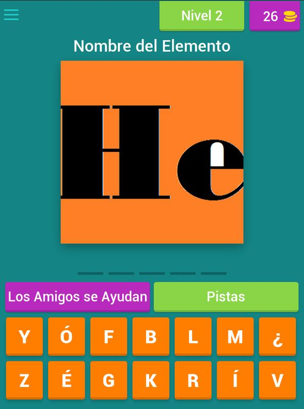 The periodic table apk download free trivia game for android the periodic table apk screenshot urtaz Image collections