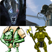 Guess the Monster icon