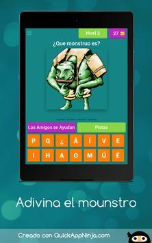 Guess the Monster screenshot 17