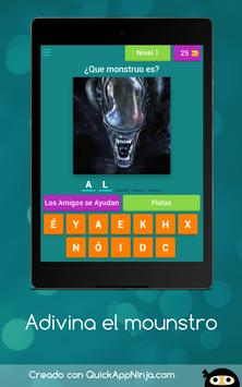 Guess the Monster screenshot 20