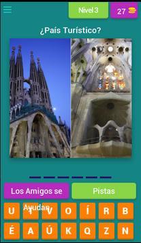 Guess the Tourist Place screenshot 3