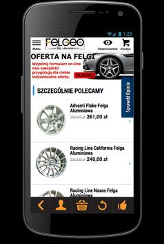 Felgeo.pl - sklep apk screenshot