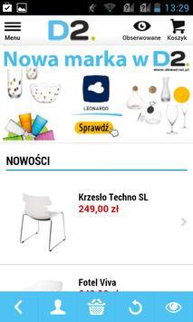 D2. DKwadrat.pl apk screenshot