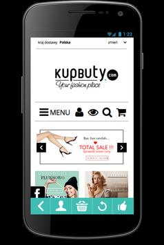 Sklep KupButy screenshot 1